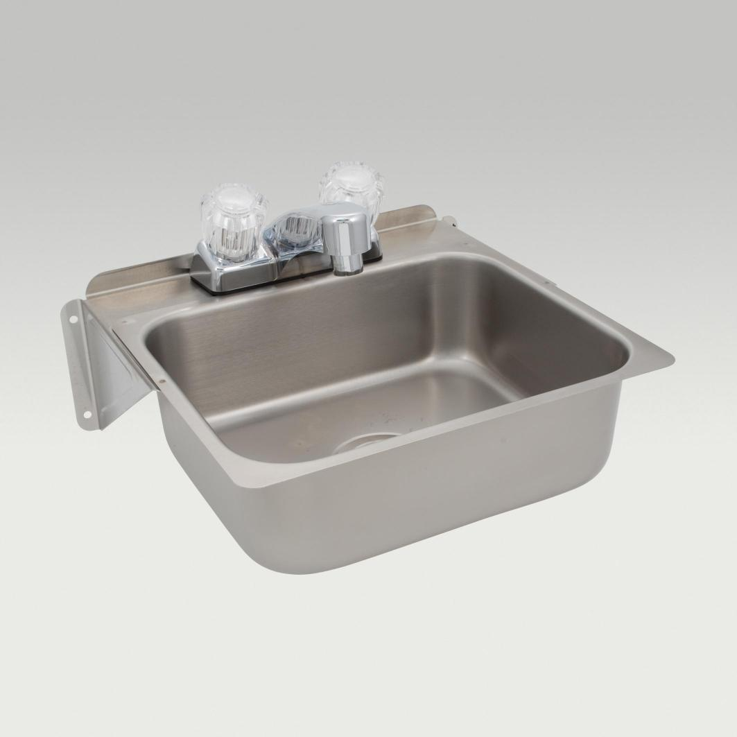 Stainless Steel Sink Suppliers : Stainless Steel Hand Sink Dairy Supply Online